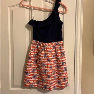 Lilly Pulitzer Firework Dress XS EUC